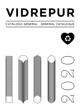 20 General Vidrepur - Catálogos Generales Y Proyectos