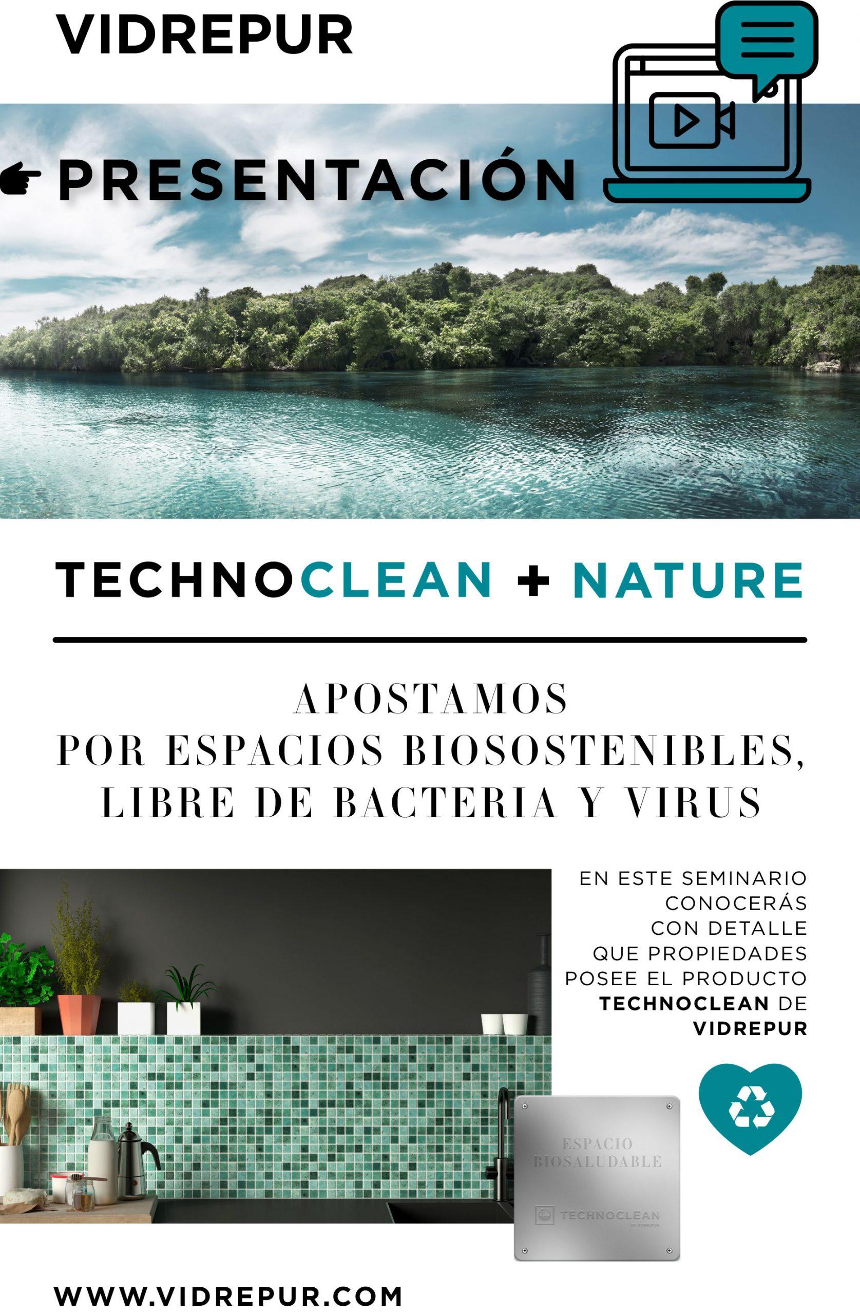 Webinar Nature Technoclean Es2 - Presentación Technoclean + Nature