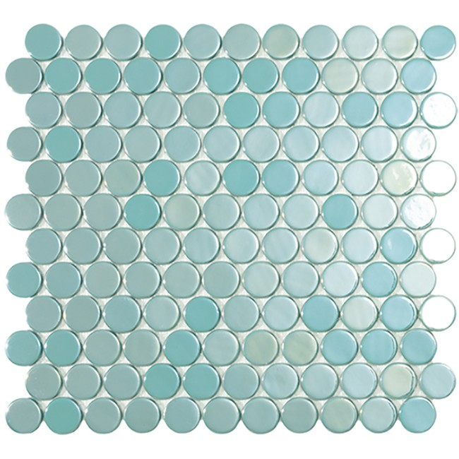 6001 Br Turquoise Circle