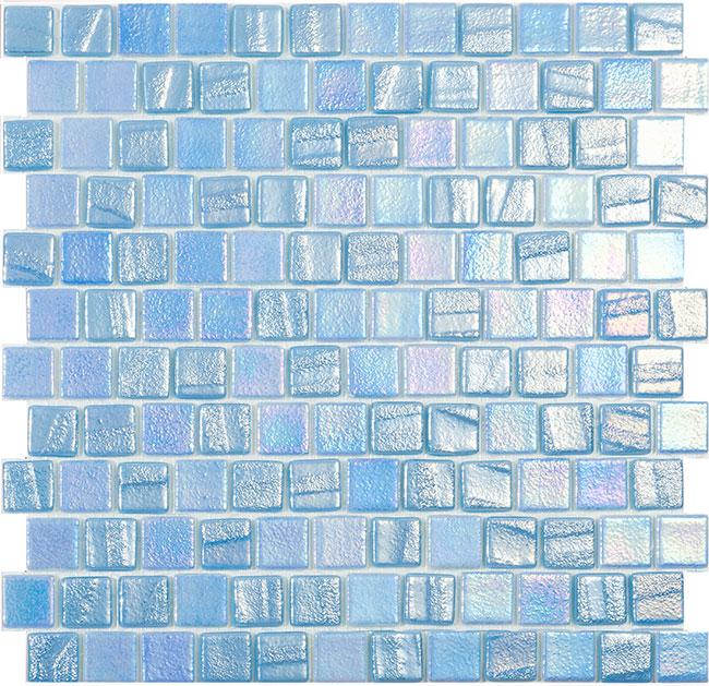 Fusion Light Blue T 1x1