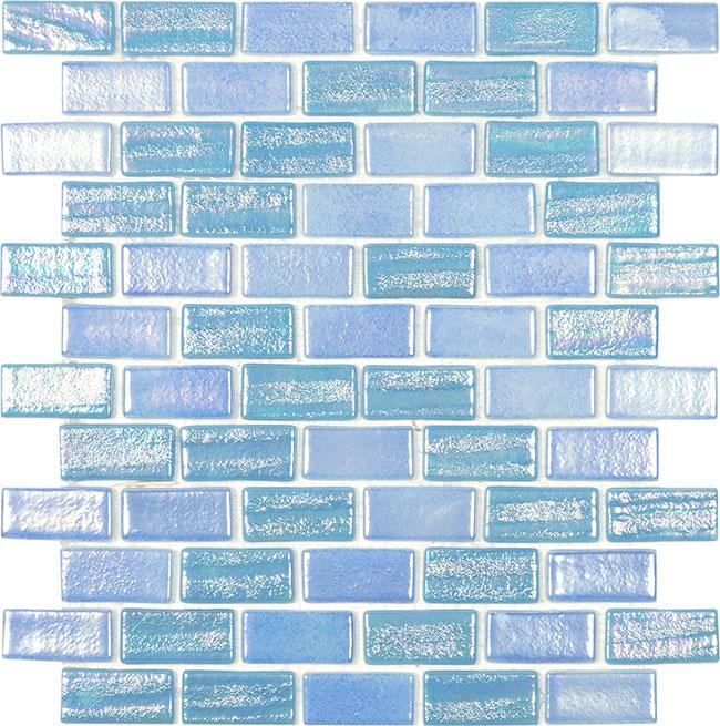 Fusion Light Blue T 1x2