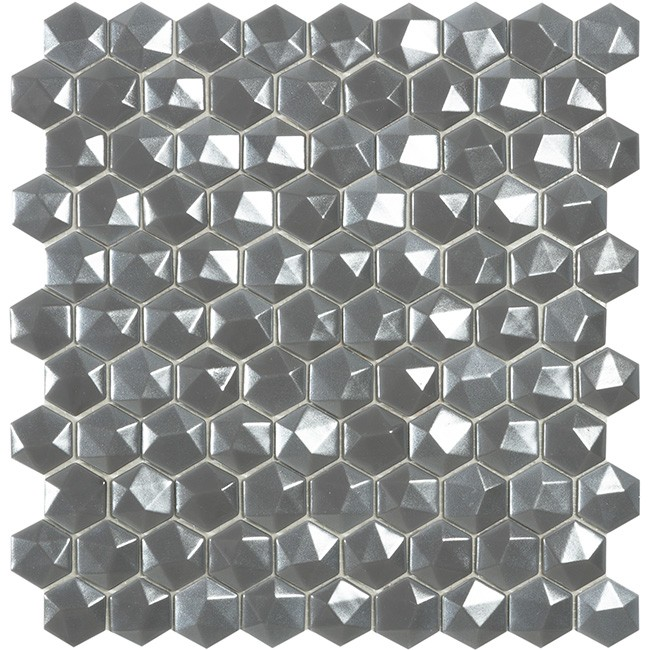 47 D Magic Silver Hex
