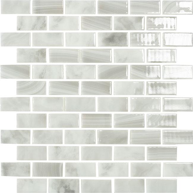 5600 Nature Pearl River 1x2 Brick