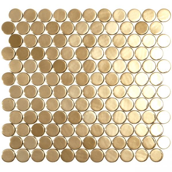 Orbit Gold Circle