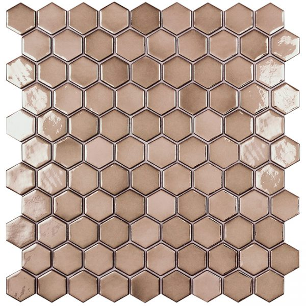 Podium Copper Hex