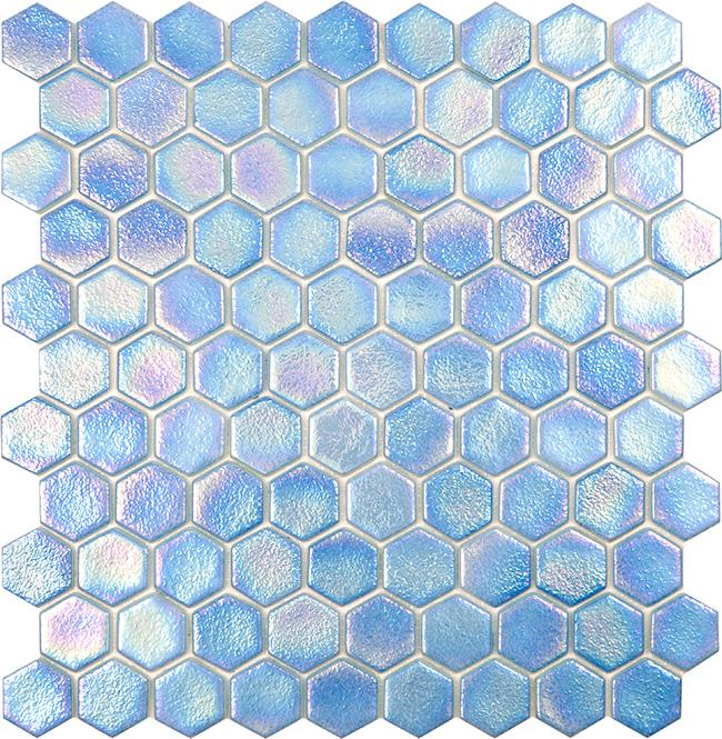 552 Shell Azure Hex