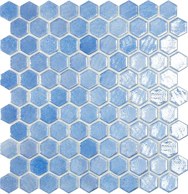 561 Shell Ocean Blue Hex